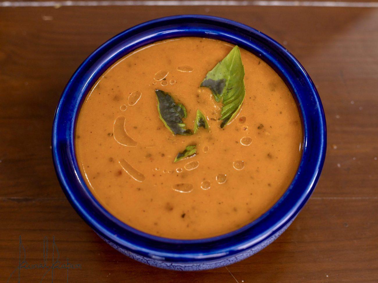 Pizza Soup Recipe or Bread Soup