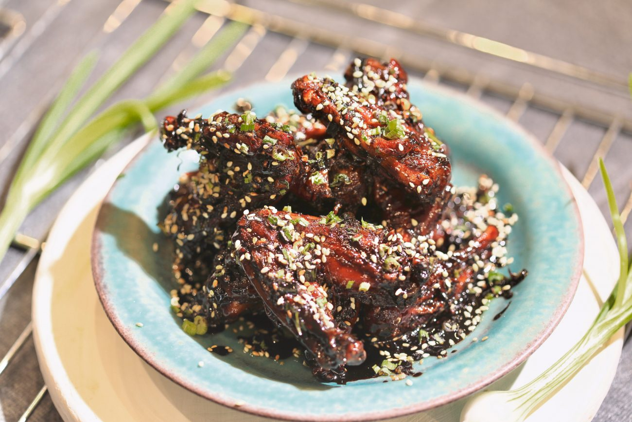 Chicken Wings- Chinese Style