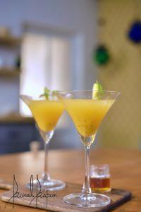Ginger Turmeric Ale Immunity drink
