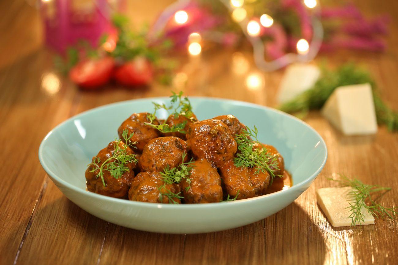 Kofta Kebab| Tamarind Tomato Sauce