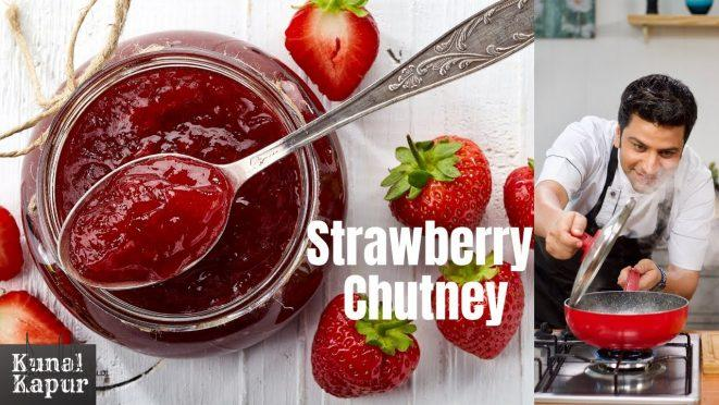 Strawberry Chutney
