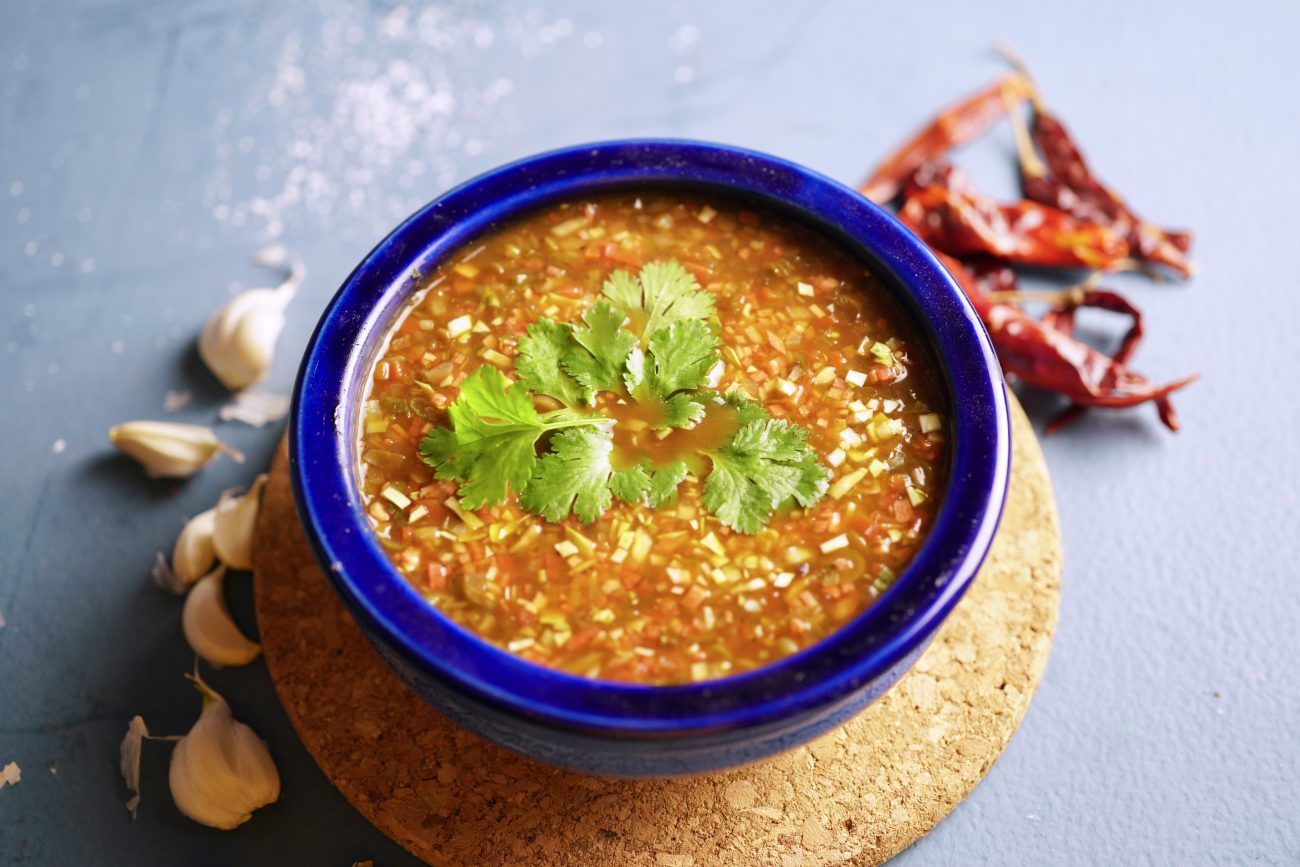 Vegetable Hot N Sour Soup