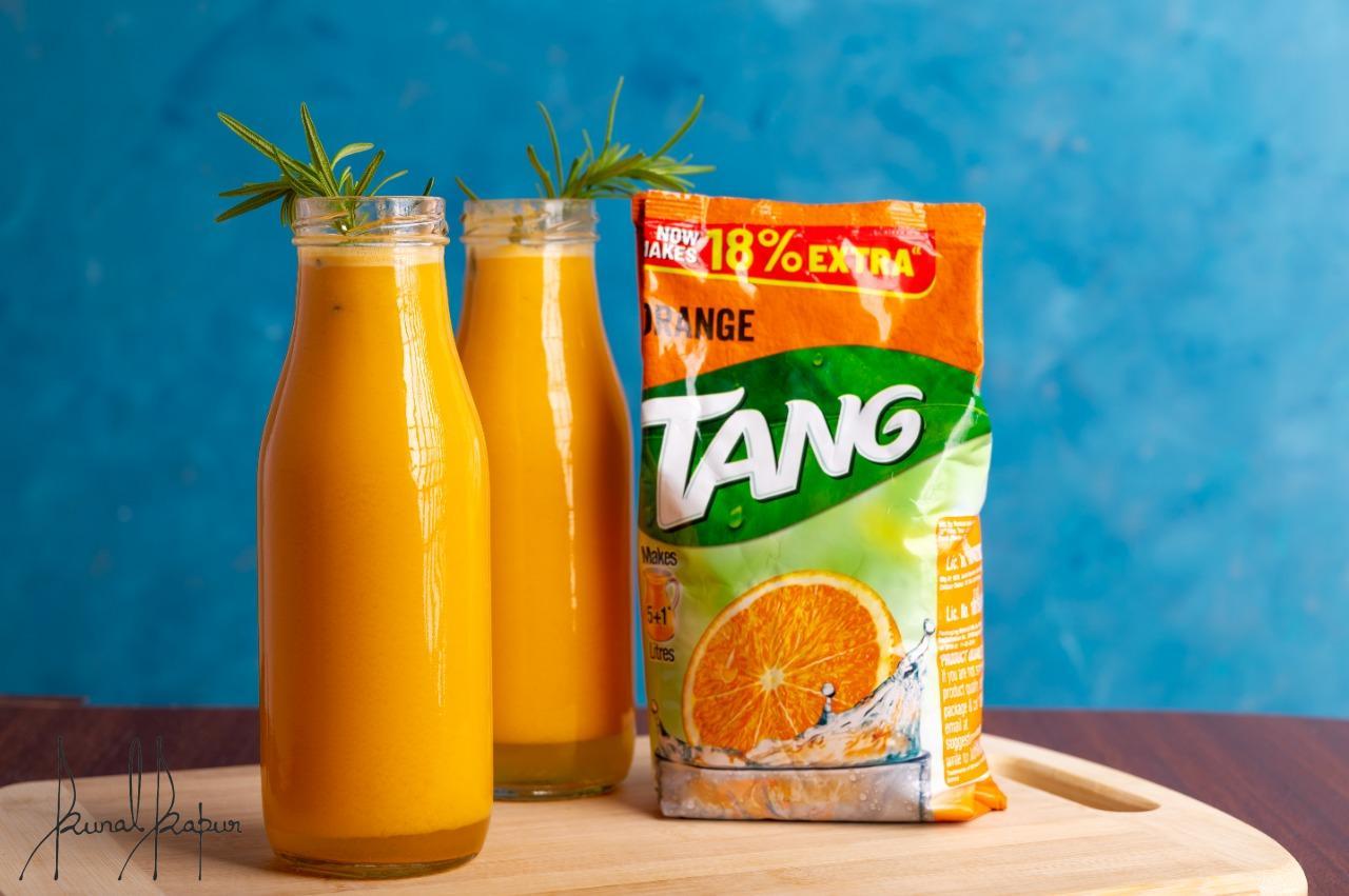 The Tang Orange Almond Cracker