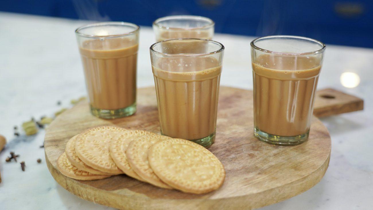 Masala Chai   Masala Tea by Chef Kunal Kapur