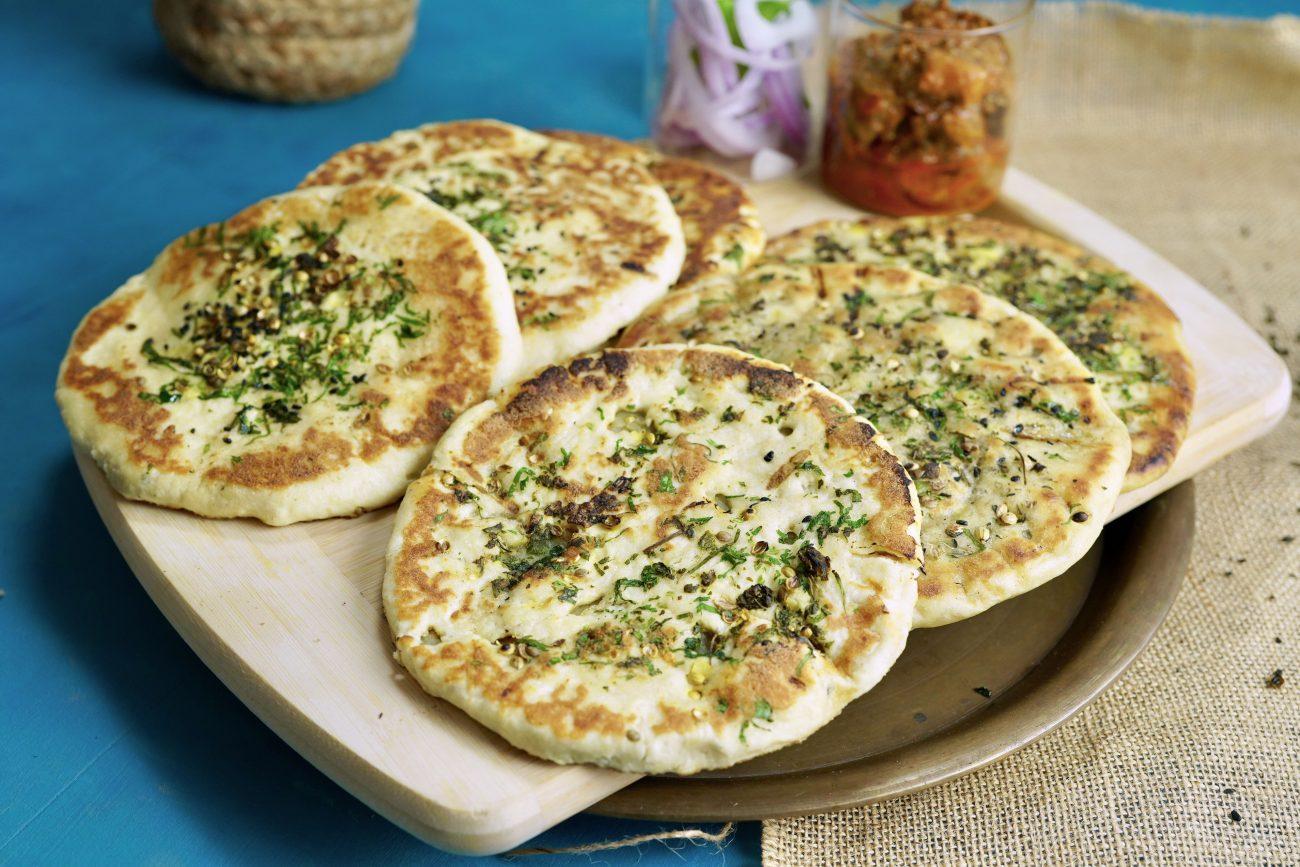 Tawa Kulcha Recipe By Chef Kunal Kapur