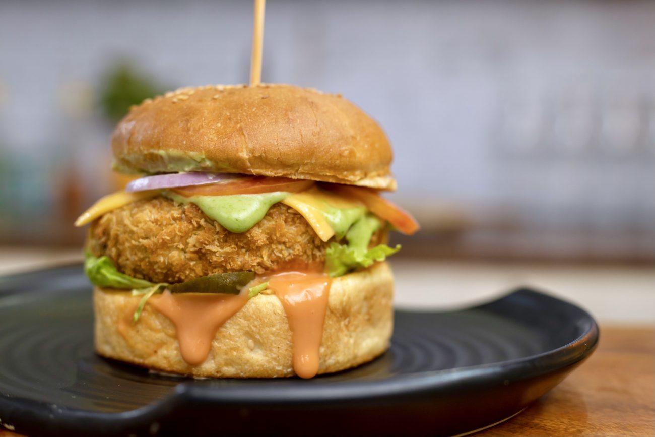 The Great Veg Burger