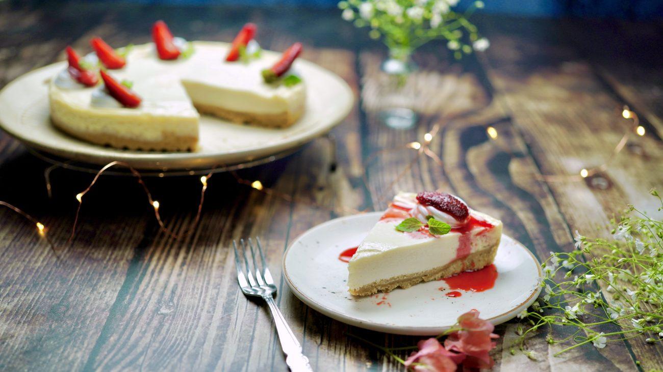 Cheesecake (Microwave Recipe)