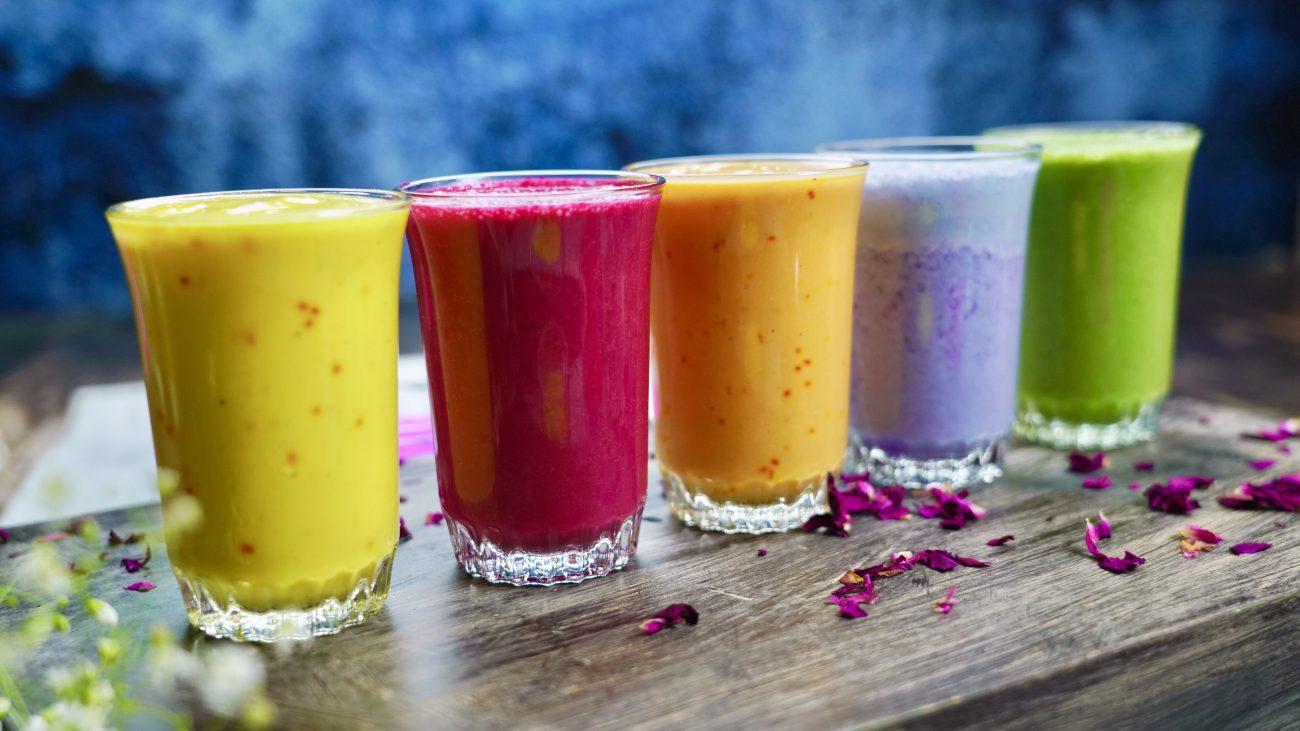 5 Types of Lassi | Rainbow Lassi