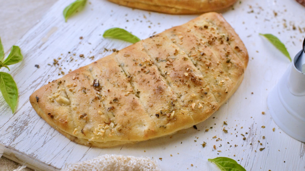 Garlic Bread, Cheesy Dip
