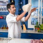 Chef Kunal Roomali Roti