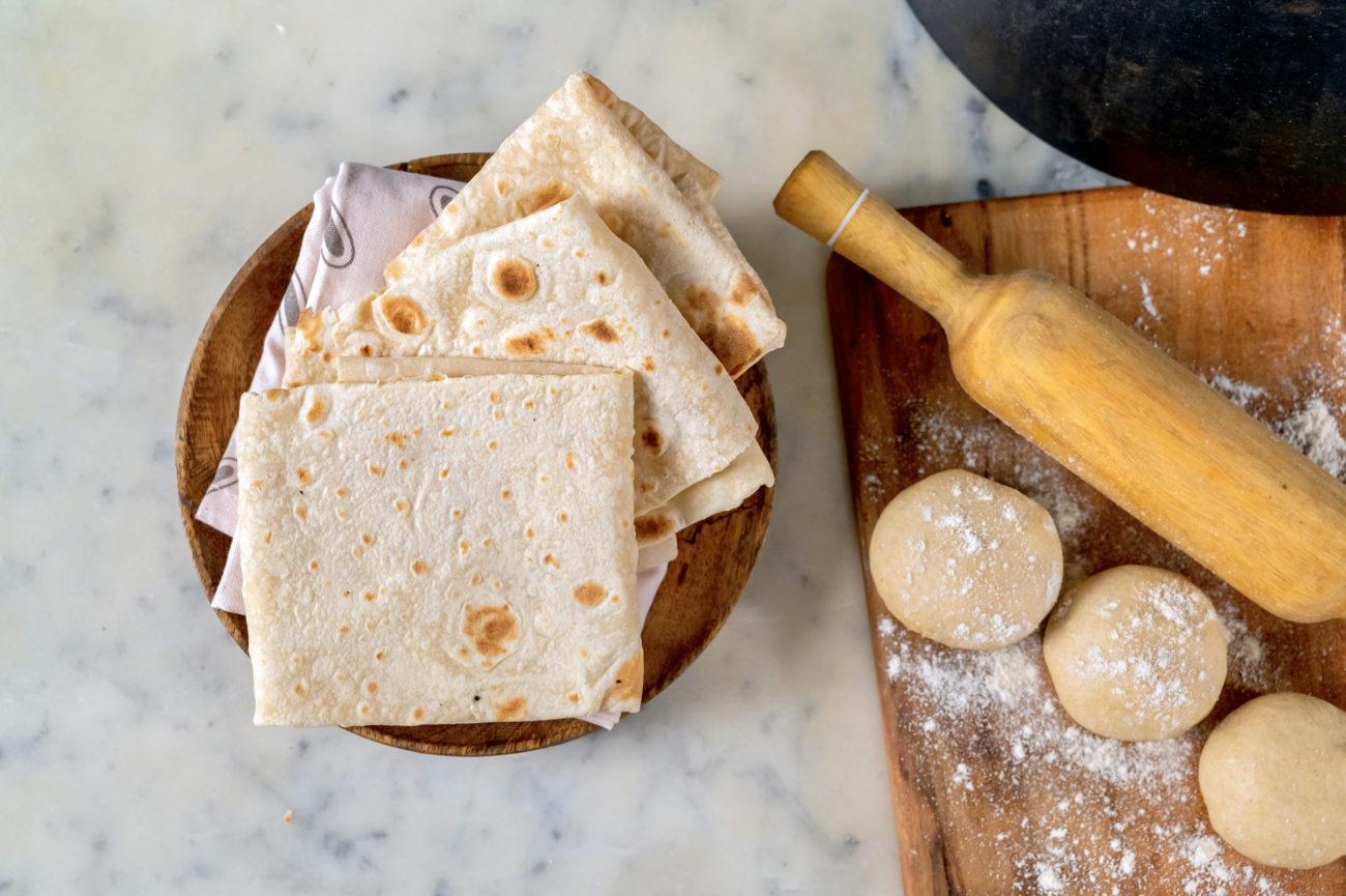 Roomali Roti | How Make Rumali Roti at Home