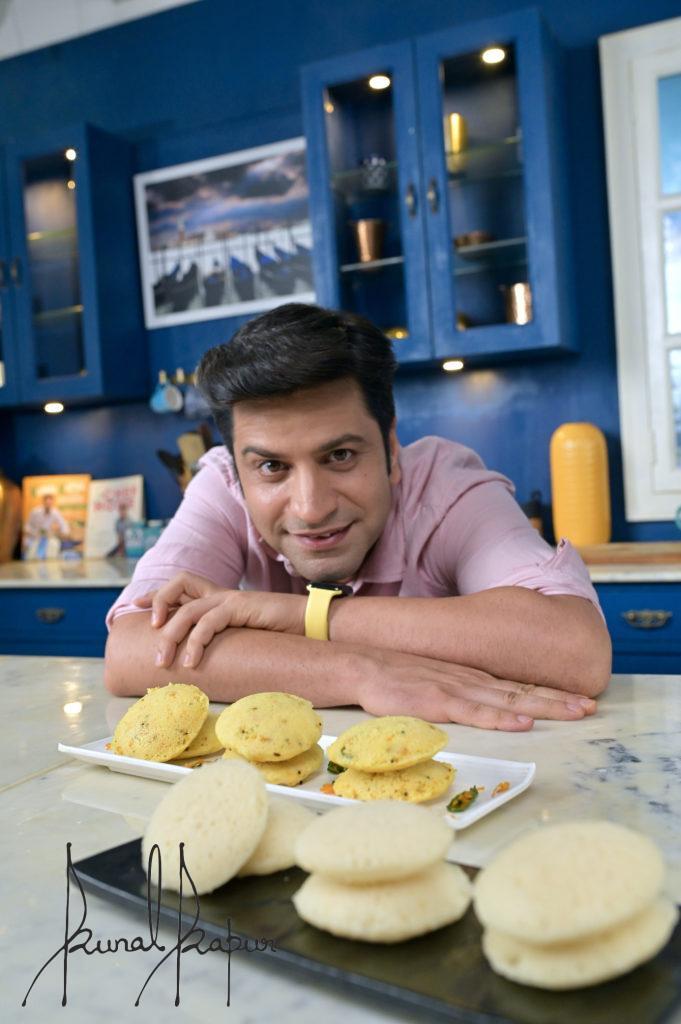 Kanchipuran Idli Chef Kunal