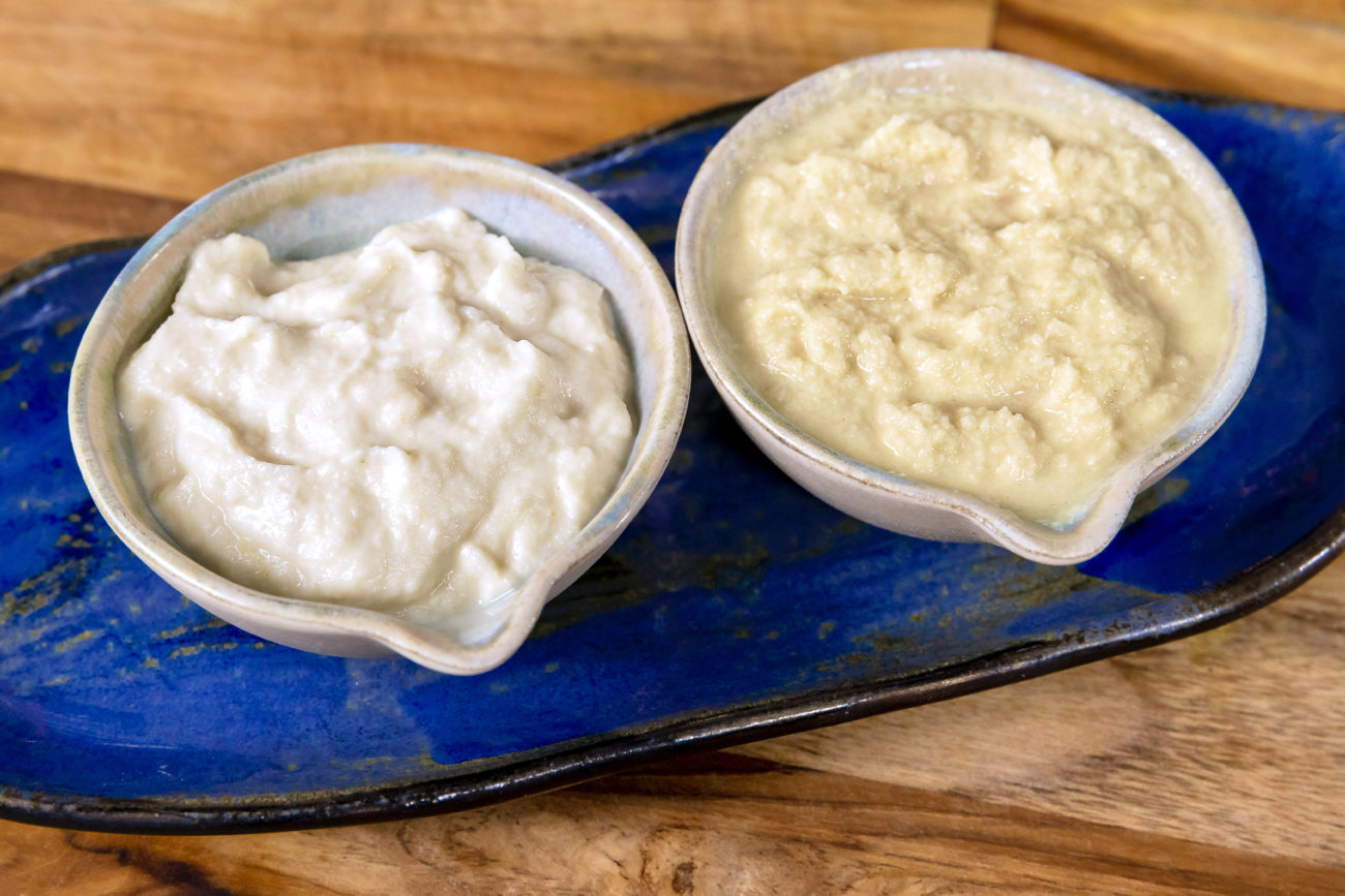 How to Make Ginger Garlic Paste